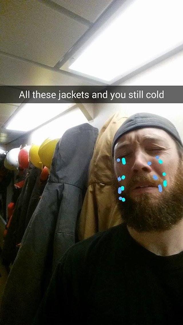 Guy Gets Over Ex By Sending Hilariously Depressing Break