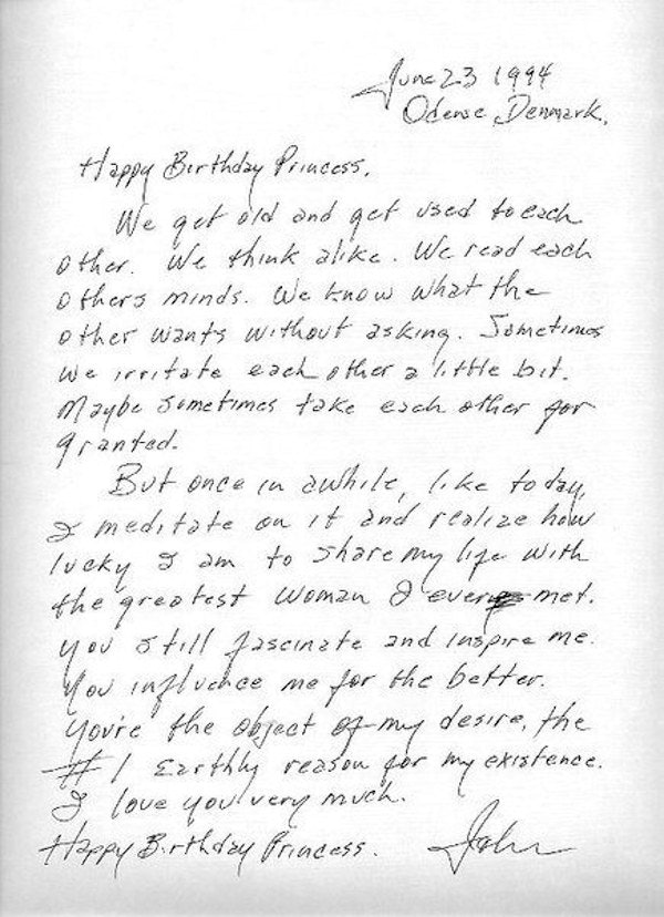 Most awesome love letter ever