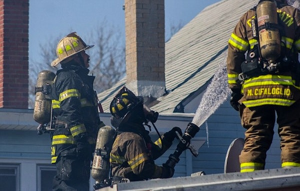 Man Accidentally Burns Down Home After Girlfriend Says Yes To