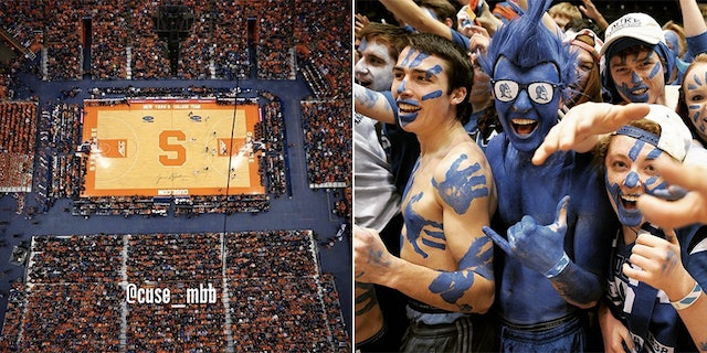 6 Reasons Duke Vs. Syracuse Is The Next Great College