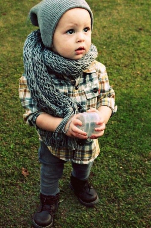 30 Fashionista Toddlers Who Dress Better Than You On Your