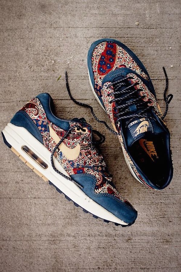 Air Max 1 X Qs Liberté De Tremblement De Terre Philippines