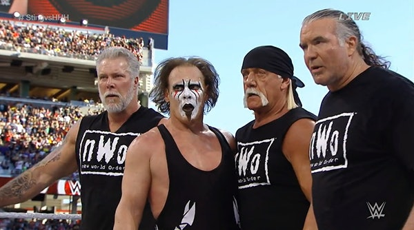 Wcw Bogus Sting: Living Up To The Hype: The Ultimate Report Card For