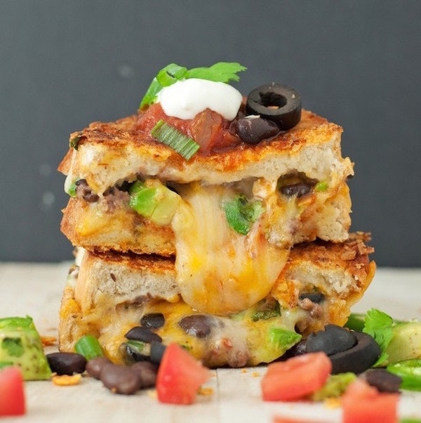 30 Grilled Cheese Sandwiches You Didn't Know Could