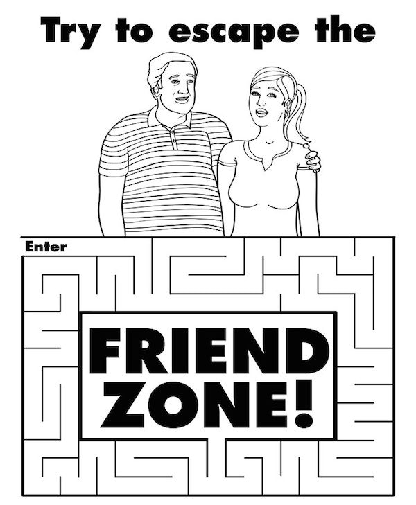 Hilarious Coloring Book For Grown-Ups Knows Adult Life Way