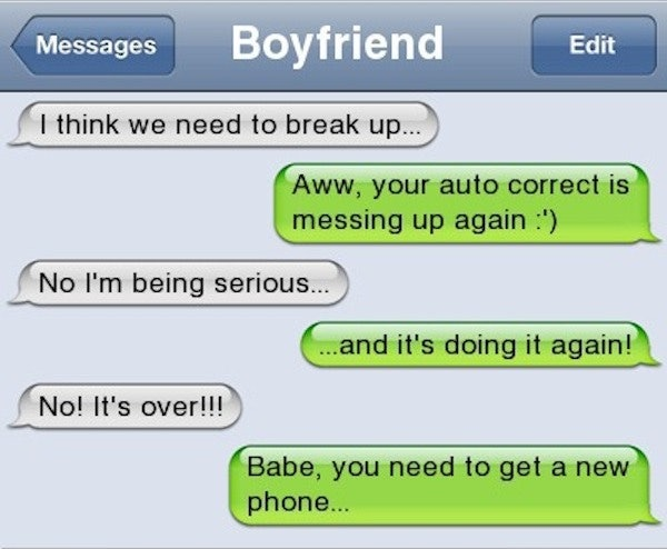 how to break up with someone over the phone