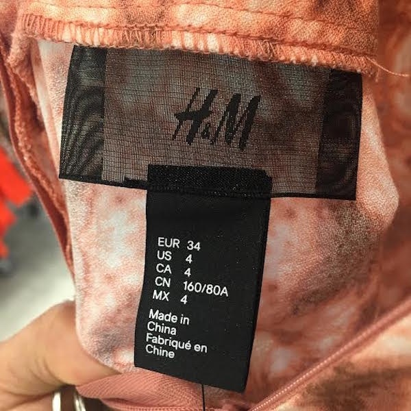 It's just an image of Divine Label of Graded Goods H&m Jacket