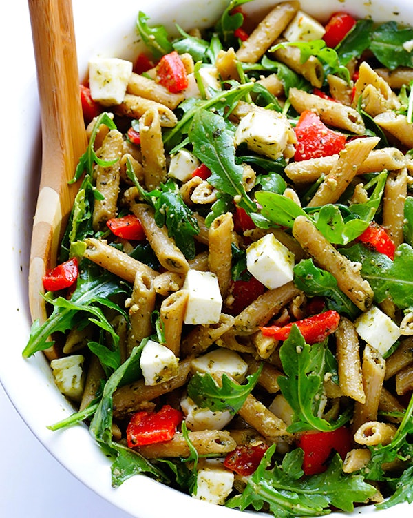 Asparagus And Portabello Salad Whole Foods
