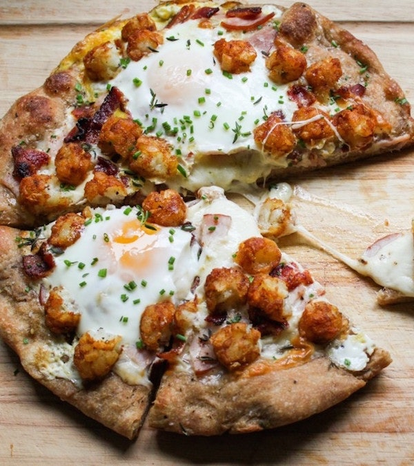 25 Delicious Ways You Can Turn Pizza Into The Perfect Breakfast Food Photos