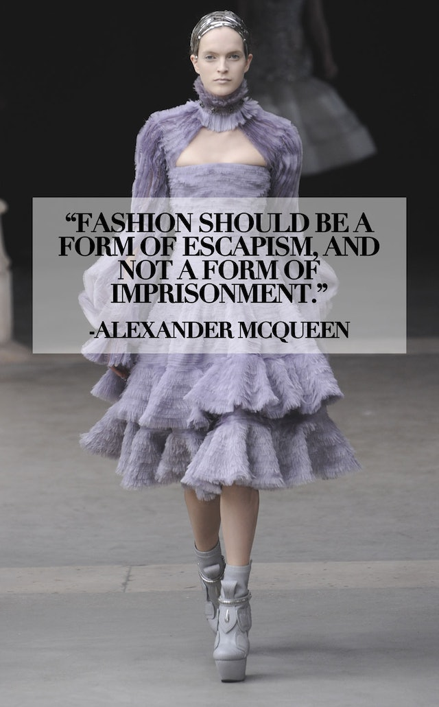Nothing To Wear? Let These Words From Fashion Icons Help Inspire You