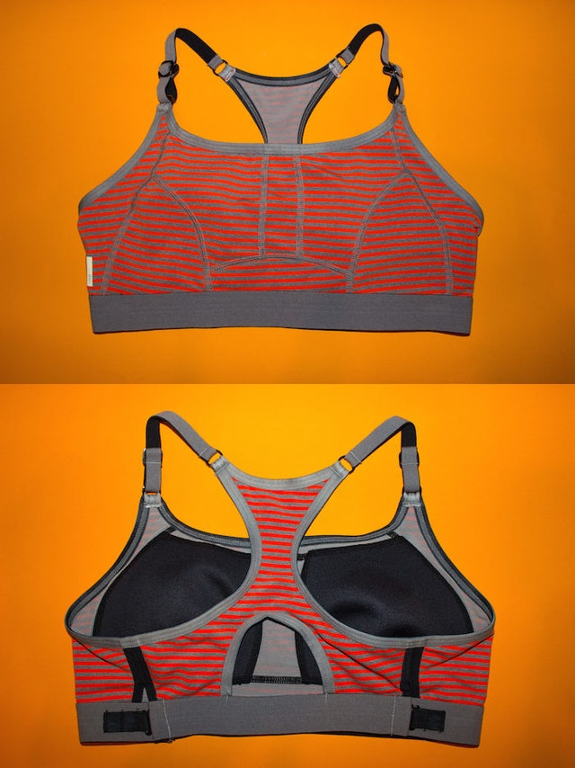 How To Pick The Right Sports Bra For Your Boob Size