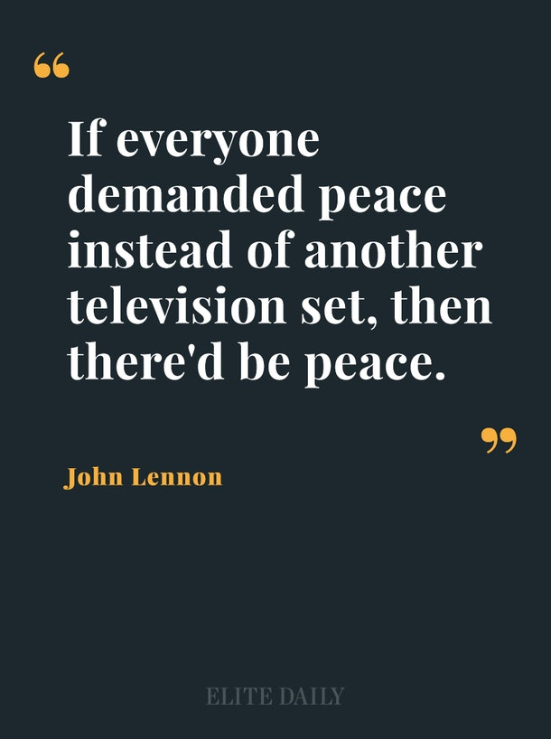 10 Timeless John Lennon Quotes That Put Everything Into Perspective