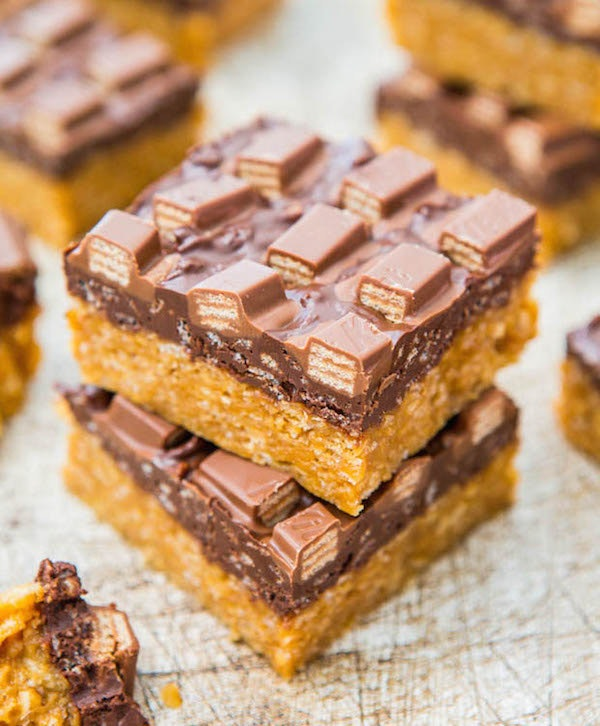 25 spooky desserts you can make with your leftover for Desserts you can make with peanut butter
