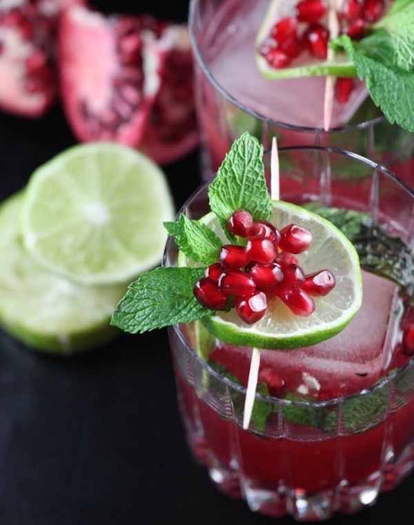 30 Winter Cocktails To Get You Through The Holidays With