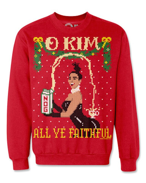 Where can i get christmas sweaters
