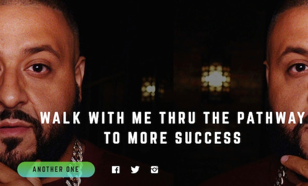 This Site Has All Of Dj Khaleds Inspirational Quotes And Its