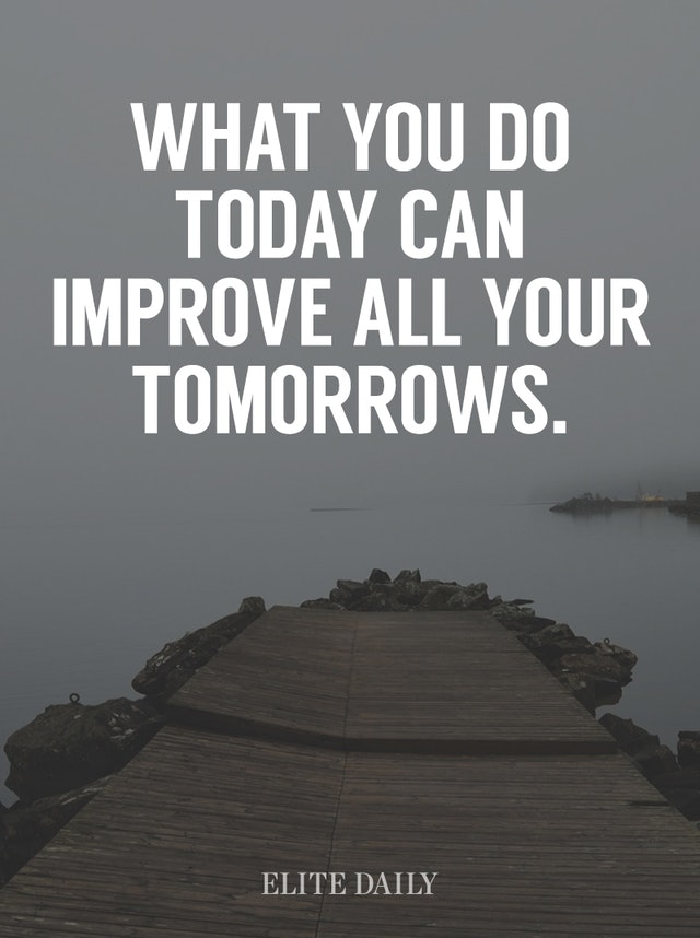 28 Quotes To Keep You Motivated Now That The First Week Of ...