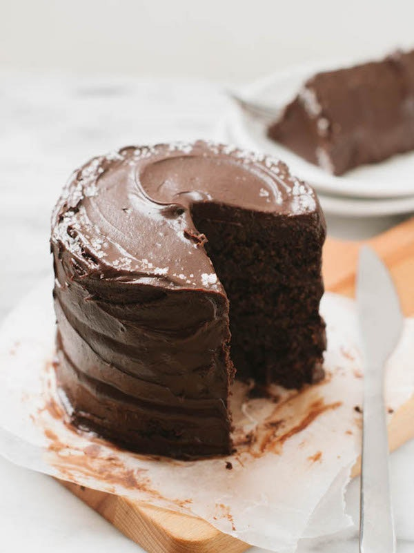 20 Healthy Chocolate Cakes Still Guaranteed To Satisfy