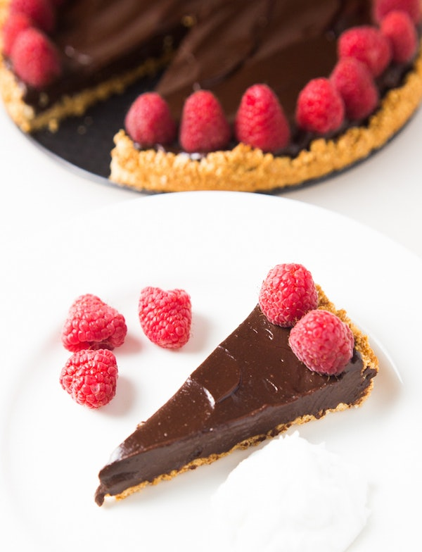 Easy Healthy Chocolate Cake Avocado Frosting