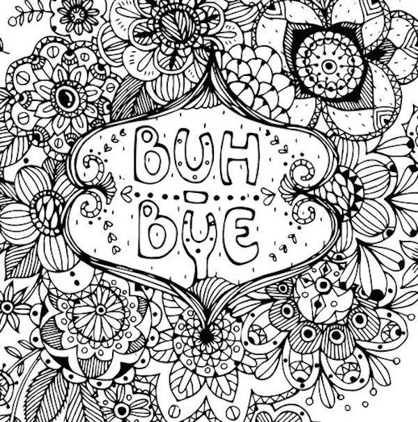daily coloring pages for adults - photo#23