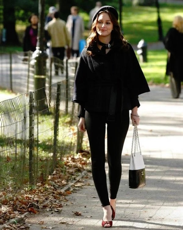 9 Fashion Moments From Gossip Girl That Are Too New York To Function