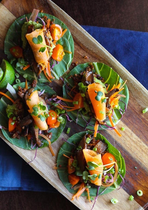 20 Healthy Taco Recipes That Are Guaranteed To Be A Fiesta In Your Mouth
