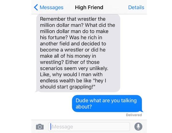 how to make a friend like you