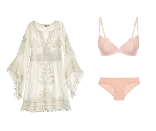 How To Find The Perfect Lingerie That Won't Clash With