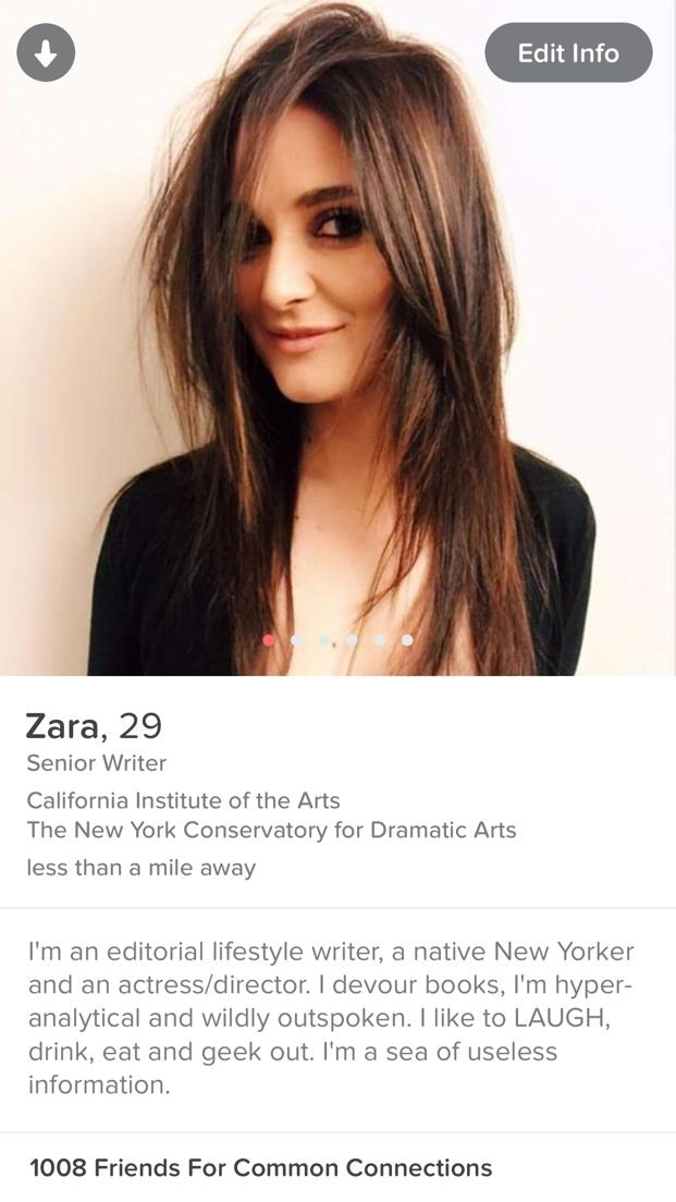 How to set up a tinder profile