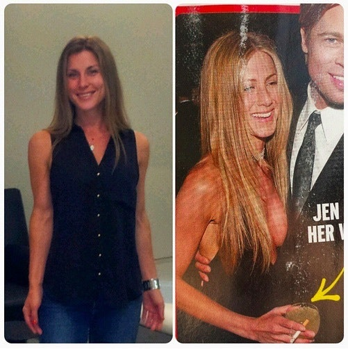 8 People Who Could Low-Key Be Jennifer Aniston's Twin