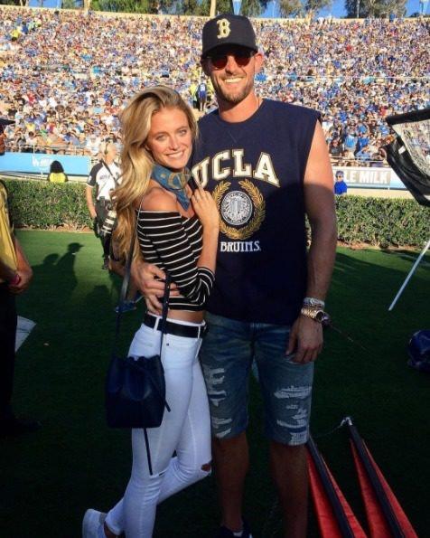 big sale 207c7 e6d16 Meet Kate Bock: Kevin Love's Hot Girlfriend Who Is A Sports ...
