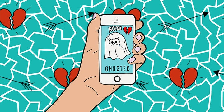 Define ghosting dating definition