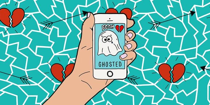 Define ghosting dating definition