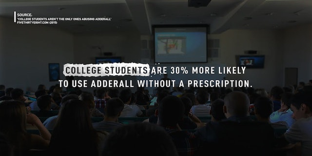 How Adderall Became Overprescribed And Underestimated