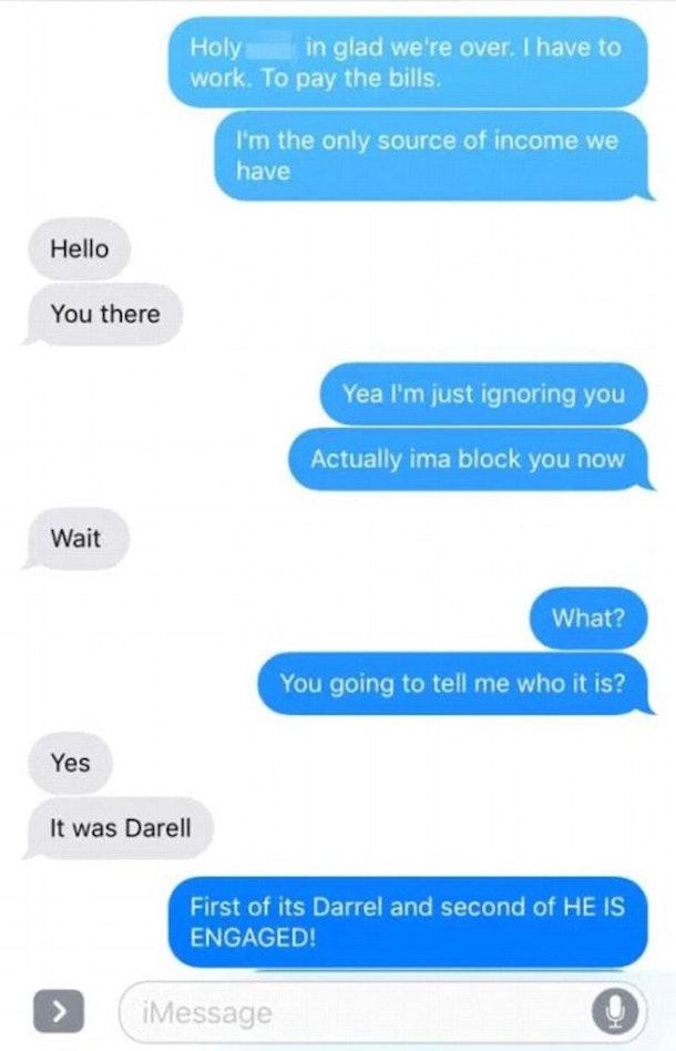 how to turn on your boyfriend through text