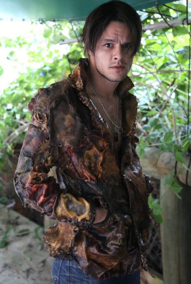 Human Flesh' Jacket Takes Fashion To Disturbing New Levels