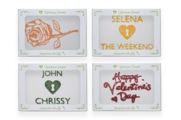 Valentines gift for girl just started hookup