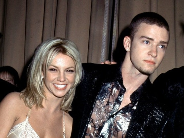 Clip Shows Britney Spears Dance Off With Justin Timberlake