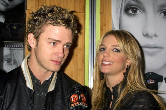 Clip Shows Britney Spears Dance-Off With Justin Timberlake