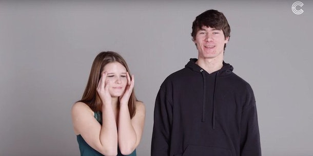 Couples Reveal How They Dirty Talk In Hilarious Video