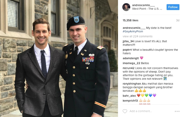 Military gay with hot gays