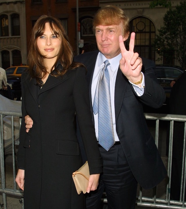 Donald Trump And Melania Wedding: Timeline Of Donald And Melania Trump's Relationship