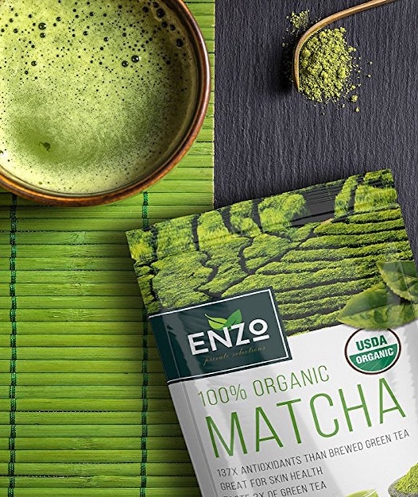 How To Make Starbucks' Matcha Lemonade At Home