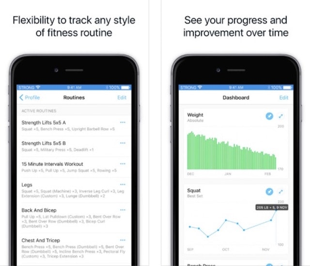 10 Free Fitness Apps To Help You Stay On Track Without A