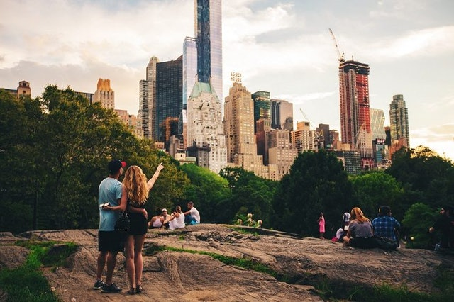 Best instagram captions for one year anniversary with bae for Nyc attractions for couples