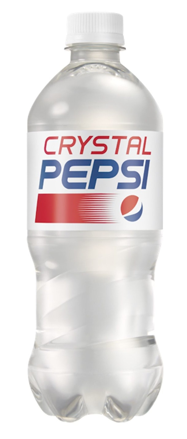 Where Can I Buy German Food In England: Where Can I Buy Crystal Pepsi? Our Favorite '90s Soda Is