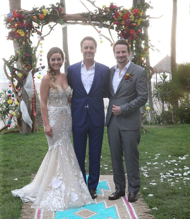 Carly & Evan's Wedding On 'Bachelor In Paradise' Was So