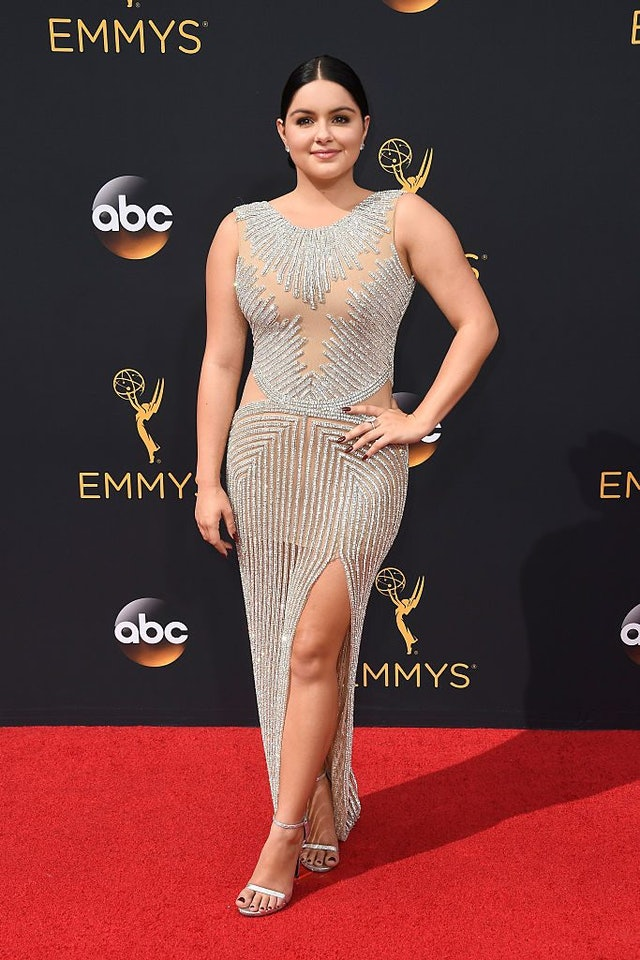 Ariel Winter 2010 Emmys Vs Now Proves She S All Grown Up