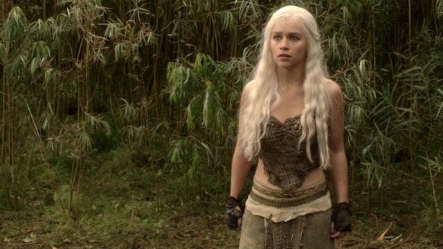 Diy daenerys halloween costume guide that will make your for Daenerys targaryen costume tutorial