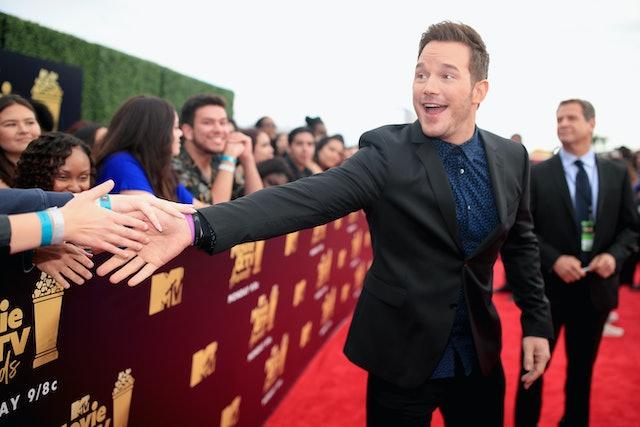 Chris Pratt's 2018 MTV Movie & TV Awards Speech Included 9 Rules For